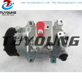 6SEU14C auto ac compressor for Toyota Yaris Avensis Corolla 883100252084 883101A730 4472601492