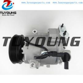 CVC auto ac compressor for Chevrolet Cruze OPEL ZAFIRA 1.4L L4 157271 158271 1618418
