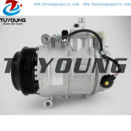 7SEU16C auto a/c compressor for Mercedes-Benz S500 Guard G55 G65 AMG Base 0002309011