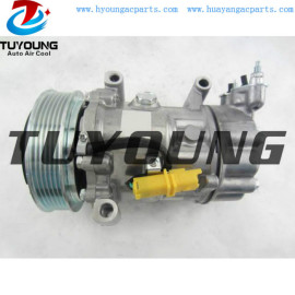 Sanden 6V12 1457 1914 1929 auto a/c compressor for Mini Cooper R55 R56 R57 64526942501 64522758145