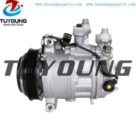 6SAS14C auto a/c compressor MERCEDES BENZ C180 C200 C220 C300 CLS300 CLS350 PXC14-1749 447140-1452