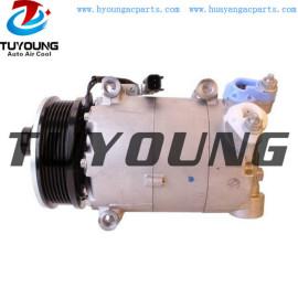 VS16 car air con compressor for FORD C-Max Focus Kuga Mondeo S-Max AV4119D629AA AV6119D629DA 1790328