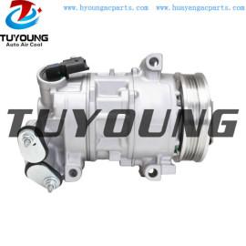 VCS12E auto a/c compressor CITROËN C3 C4 PEUGEOT 2008 308 508 5008 SNE12-8850F 447150-4722 T73521AB