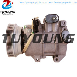 6SEU16C DV13 Auto air con compressor for KIA Cerato 1.6 Rio 1.5 11270-24500