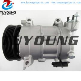 6SEL16C Auto ac compressor for Peugeot 3008 308 1.6L L4 447150-0220 447260-1930 6453WH 648741 890847