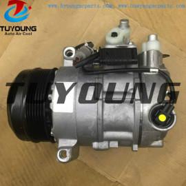 6SBU16C Auto a/c compressor for MERCEDES-BENZ C180 C200 E220 2.2 447160-2361 447260-3090 0022309211