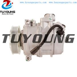 7SEU16C Auto a/c compressor for AUDI A8 4.0 4.2 Diesel 447150-0580