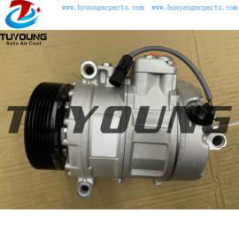 7SEU17C Auto a/c compressor for BMW Z4 sDrive35i X1 335xi 135i Base 3.0L L6 447150-5031 447190-6870