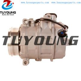 7SEU17C Auto a/c compressor for BMW 325d 330d 3.0 Diesel 447180-7580 447180-7583 447190-9340 447190-9342