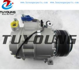 CSE717C Auto a/c compressor BMW X5 64529121761 64529185146 9121762 9185146 A41011A90011 A41015A90055