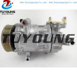 SD7V16 1876 Auto a/c compressor Citroen Jumper Relay Peugeot Boxer 2.0 Diesel 1671554080 9806706780