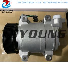DKS15D Auto A/C Compressor for John Deere 8pk 24v