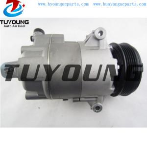 CVC E Auto a/c compressor for Buick Verano Base 2.4L L4 2012- 2017 68693 158273 1422239 5PK 12V