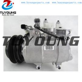 6SBH14C Auto a/c compressor for Ford Focus 2.0L L4 2014-2018 EV6119D629BB EV61-19D629-BB