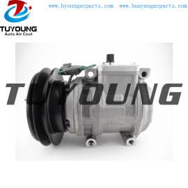 10PA15C auto air con compressor for Komatsu 1959118990 OK24261K00A
