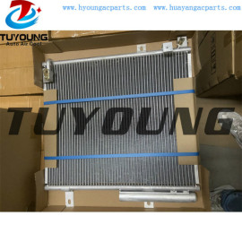 Auto a/c condenser fit for Volvo truck VOE14591539 14591539 size 445* 527* 19 mm
