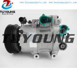 VS16M Auto ac compressor for Hyundai Sonata Kia Optima 2.4L 977013K520 F500-DQ7AA-02 F500-DQ7AA-04