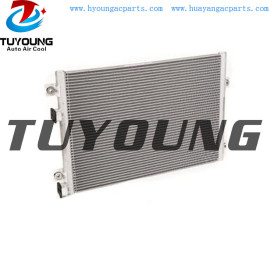 Auto AC Condensor for Volvo CE A25F A25G A35C A35F A40G L110F L110H L120G 16232085 Size 430*650*28mm