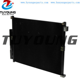 Car a/c condenser for Toyota 4Runner Lexus GX470 8846035150  size 606* 507* 16 mm