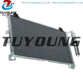 Auto a/c condenser for Mitsubishi Outlander 2.4L 2003-2006 MR958462