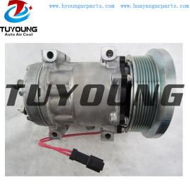 SD7H15 Auto ac compressor for Case IH  Tractor/ New Holland 3201291 3389100
