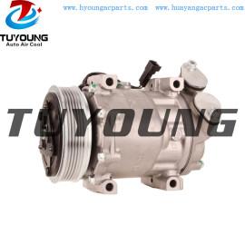 SD7V16 auto ac compressor for Ford Focus /C-Max Volvo S40 S60 S80 3M5H-19D629-TA