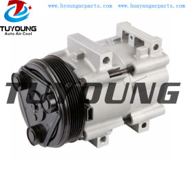 Auto A/C Compressor for Ford Focus 2.0L 2003 2004 16001890103 3S4H19D629BA 3S4Z19V703BA