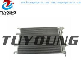Auto ac condensers for Volvo EC160C14591539 size 445x527x19mm