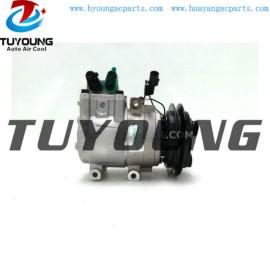 HS15 auto a/c compressor for KIA Bongo 3 K2500 2700 / K2900 2004-2006 977014E201 977014E200