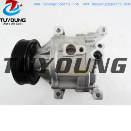 SCSA06 auto ac compressor for Fiat 500 Doblo Idea Panda 1.3 5A797-5300 447170-0560 51746931 71722315