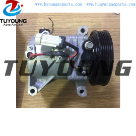 Calsonic Auto ac compressor for Fiat Uno Fire Palio Weekend 1.0 1.3 2004-2009 51786321