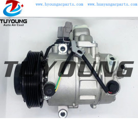 7SB16C auto A/C compressor for Lexus GS400 4.0L GS430 4.3L V8 447200-9785 883103A290 16000847102