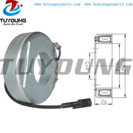 Calsonic Auto ac compressor clutch coil  100,8 x 66 x 45 x 26 mm 12V