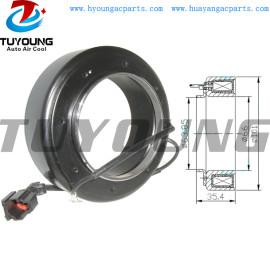 HS15 Auto ac compressor clutch coil for Hyundai Accent Sonata 97701-25200 101*66*63.8*35.4 mm
