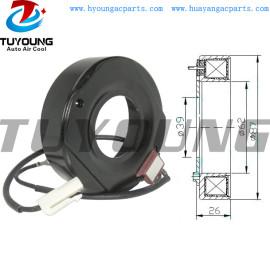 Auto a/c compressor clutch coil for MITSUBISHI TOYOTA 12V 87,15 x 62,15 x 39 x 26mm