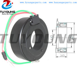HS110R TRSE07 TRSE09 12V ac compressor clutch coil for Honda Accord Jazz 38810-RSH-E01 38810-RBA-006
