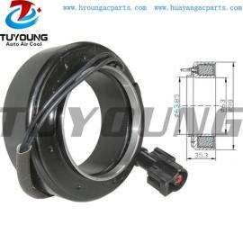 HS18 12V Auto a/c compressor clutch coil for Hyundai Santa Kia Optima 97702-38170 98*63.9*63*35.3 mm