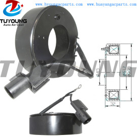 HS18 12V Auto A/C Compressor Clutch Coil for Mazda 3 5 CX-7 2.3 F500-RW7AA-01 96.3*61.7*45*32 mm