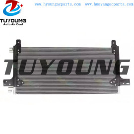 Auto a/c condenser for MAN truck Cooling system 81.61920-0030 81619200018 81619200030 750*351*16 mm