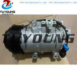 Denso 10SRE18C Auto ac compressor For John Deere RE284680 4472801650