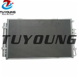 auto ac condenser for Hyundai Santa Fe 976062W501 976062W500