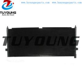 auto ac condenser for Volvo FH / FH12 / FH16 20838901 21086300 20555299 size 815* 400* 14.2 mm