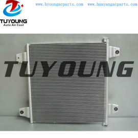 Auto a/c condenser for DAF XF 95 105 Truck 1629115 2127963 2160132 2160133 size 655* 388.5*16 mm