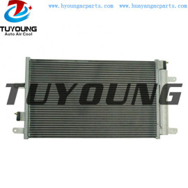 Auto ac condenser fit for Iveco New Daily 2.8 1999- truck 504084147 504256333 size 562*340*16 mm