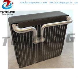 Auto ac evaporator for Hyundai Loader /Excavator Evaporator A111056400-1 size 245*235*80 mm