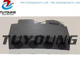 BEU-432-000 4 holes auto ac evaporator unit only cooling , Car A/C Evaporator Unit BEU432000