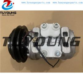 DENSO 10P15C Auto ac compressor for Mitsubishi L300 / Delica 4D56 447200-7744