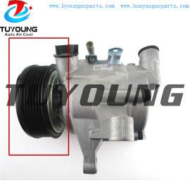 DKV10Z Auto AC Compressor Clutch for Subaru XV Crosstrek Hybrid 2.0L Z0021228A 73111FJ030 73111FJ031