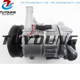PXC16 Auto ac compressor for Buick LaCrosse Cadillac SRX 3.6L V6 2012- 98586 2020763 1422224 1522224