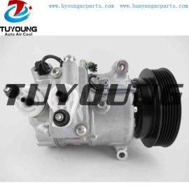 PXC16 Auto ac compressor for Volvo V60 T6 XC60 Sanden 1686 1686E 36001663 36011354